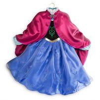 Платье Анны Холодное Сердце, новая коллекция