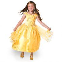 Новое платье Белль из фильма Красавица и Чудовище 2017