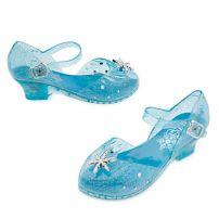 Сияющие туфли Эльзы, Холодное Сердце