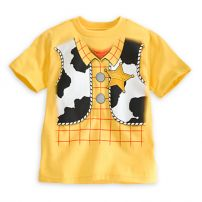 Костюмная футболка Вуди