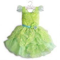Платье феи Динь-Динь со светящейся юбкой